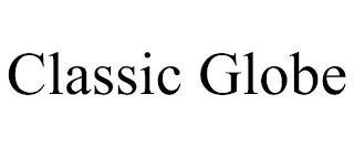 CLASSIC GLOBE trademark