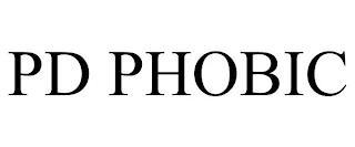 PD PHOBIC trademark