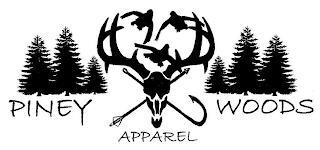 PINEY WOODS APPAREL trademark