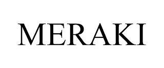 MERAKI trademark