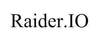 RAIDER.IO trademark