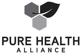 PURE HEALTH ALLIANCE trademark