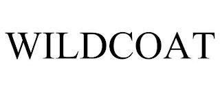 WILDCOAT trademark