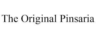 THE ORIGINAL PINSARIA trademark