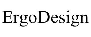 ERGODESIGN trademark