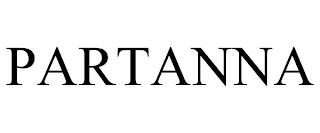 PARTANNA trademark