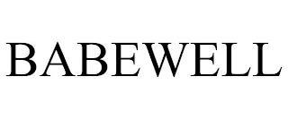 BABEWELL trademark