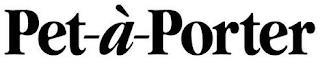 PET-À-PORTER trademark