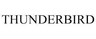 THUNDERBIRD trademark