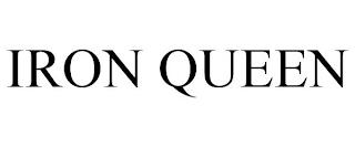 IRON QUEEN trademark