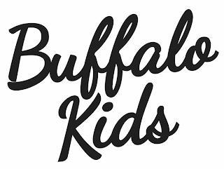 BUFFALO KIDS trademark