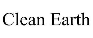 CLEAN EARTH trademark