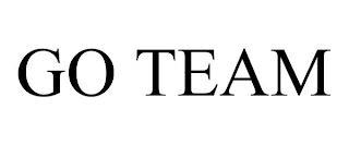 GO TEAM trademark