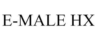 E-MALE HX trademark