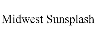 MIDWEST SUNSPLASH trademark
