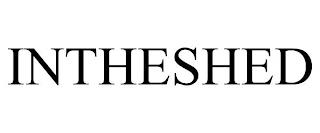 INTHESHED trademark