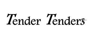 TENDER TENDERS trademark