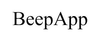 BEEPAPP trademark