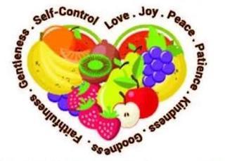 LOVE . JOY . PEACE . PATIENCE . KINDNESS . GOODNESS . FAITHFULNESS . GENTLENESS . SELF-CONTROL trademark