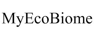 MYECOBIOME trademark