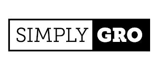 SIMPLY GRO trademark
