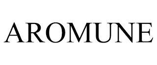 AROMUNE trademark
