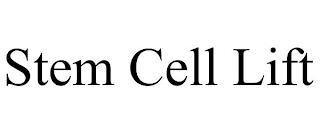 STEM CELL LIFT trademark