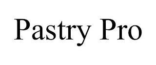 PASTRY PRO trademark
