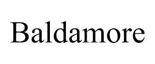 BALDAMORE trademark