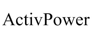 ACTIVPOWER trademark
