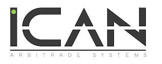 ICAN ARBITRADE SYSTEMS trademark
