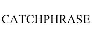 CATCHPHRASE trademark