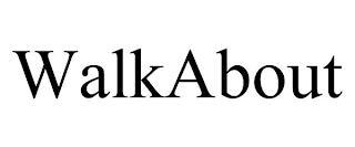 WALKABOUT trademark