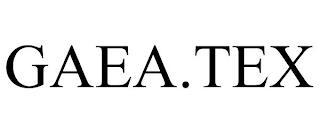 GAEA.TEX trademark