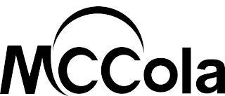 MCCOLA trademark