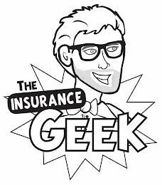 THE INSURANCE GEEK trademark