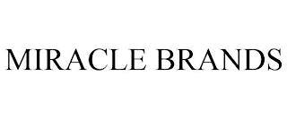 MIRACLE BRANDS trademark