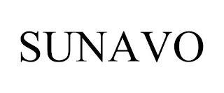 SUNAVO trademark