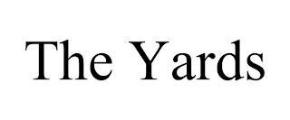 THE YARDS trademark