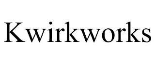 KWIRKWORKS trademark