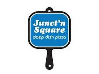 JUNCT'N SQUARE DEEP DISH PIZZA trademark