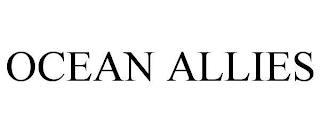 OCEAN ALLIES trademark
