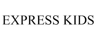 EXPRESS KIDS trademark