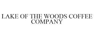 LAKE OF THE WOODS COFFEE COMPANY trademark