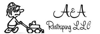 A & A RESTRIPING LLC trademark