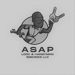 ASAP LOCK & HANDYMAN SERVICES LLC trademark