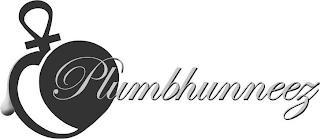 PLUMBHUNNEEZ trademark