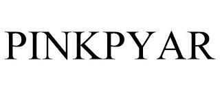 PINKPYAR trademark