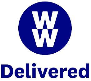 WW DELIVERED trademark