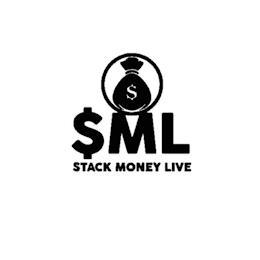 $ $ML STACK MONEY LIVE trademark